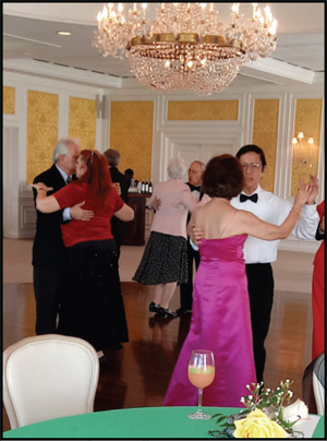 The Candlelight Waltzes Ballroom Dancing